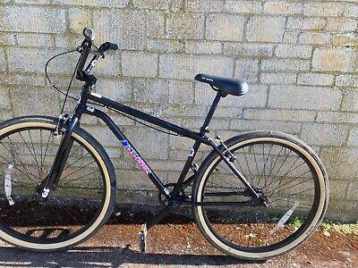 gt street performer 29 black good condition bmx bike