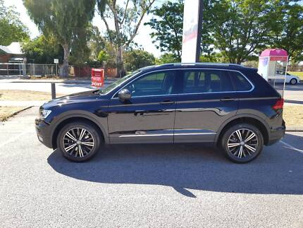 2018 Volkswagen Tiguan 132TSI Adventure 5N Auto 4MOTION MY18 East Cannington Canning Area Preview