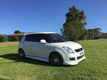 2009 Suzuki Swift Hatchback Salamander Bay Port Stephens Area Preview