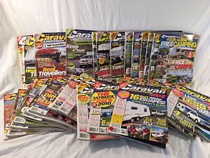 Caravan and Motorhome on Tour Magazines