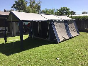 Oztrail family camping tent Trinity Beach Cairns City Preview
