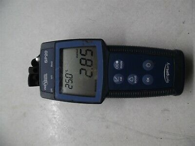 Vwr Scientific Sp20 Symphony Meter