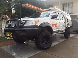 2006 Hilux 4x4 TD Manual | NEED GONE ASAP! Bidwill Blacktown Area Preview