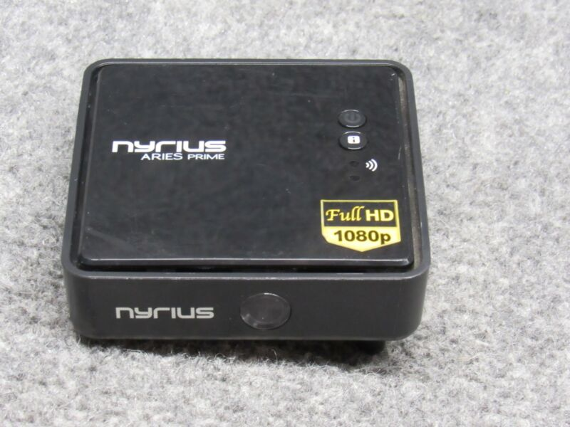 Nyrius Aries Prime Wireless Video HDMI Receiver for Streaming HD