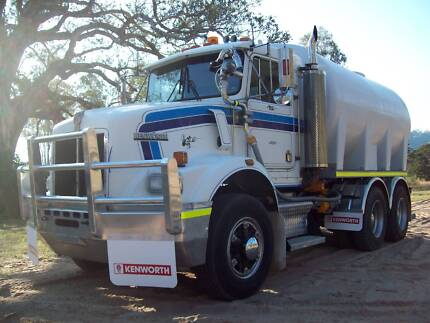 KENWORTH T450 WATER TRUCK Grafton Clarence Valley Preview