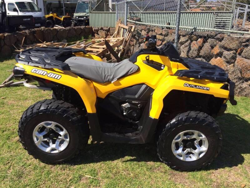 CAN AM OUTLANDER 500 DPS 4X4 ATV