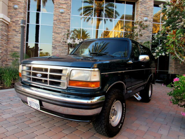 Image 1 of Ford: Bronco XLT 1-OWNER…