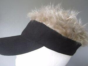 Crazy Caps, Crazy Hats,Golf, Surf, Hair Hats, Hair Visor, Novelty Hats, Party .
