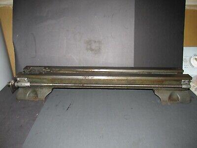 Craftsman 101 Atlas 618 6 Metal Lathe Bed 30 Lead Screw