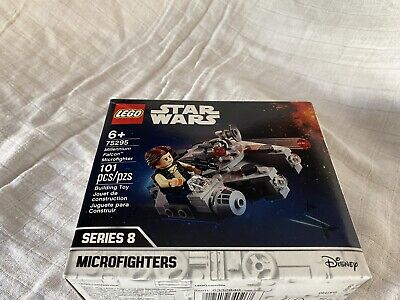 LEGO STAR WARS 75295 Millennium Falcon Microfighter NEW IN STOCK READY TO SHIP