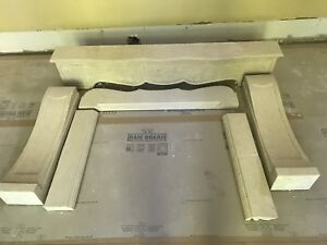Stone Fire Place(used)