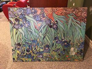 Van Gogh Irises  nice reproduction!