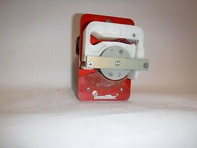 Ismatec Ism853a-230v50h Rack-mount Minicartridge Peristaltic Pump