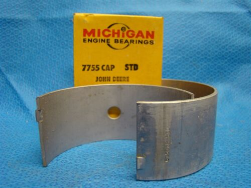 1956 - 1960 John Deere 190 520 530 Series Tractor Rod Bearing Set 2 Cyl STD