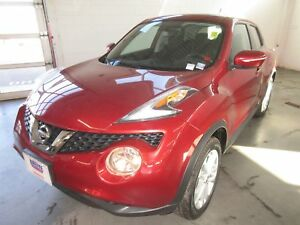 2015 Nissan Juke SV- BACK-UP CAM! ALLOY WHEELS! CRUISE CONTROL!