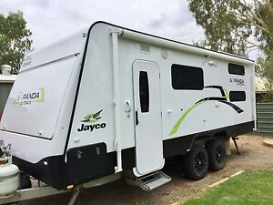 2015 Jayco Expanda 20.64-1 OB Alice Springs Alice Springs Area Preview
