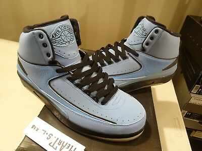 be007257820220 2010 Nike Air Jordan 2 II Retro QF University Blue Candy Pack 395709-401 SZ  11