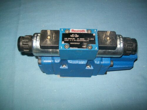 Rexroth R900955887 / R900712035 Hydraulic Proportional Pressure Control Valve
