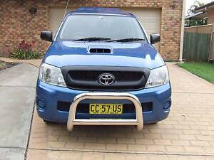 2010 Toyota Hilux Ute Grafton Clarence Valley Preview