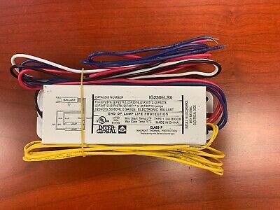 12V DC bulk sale,see photos Sage Lighting SA12DC221RS-ROHS electronic ballast