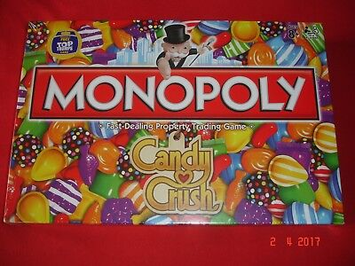 NEU & OVP: Monopoly Candy Crush ()