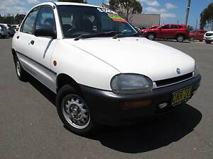 1996 Mazda 121 Medlow Bath Blue Mountains Preview