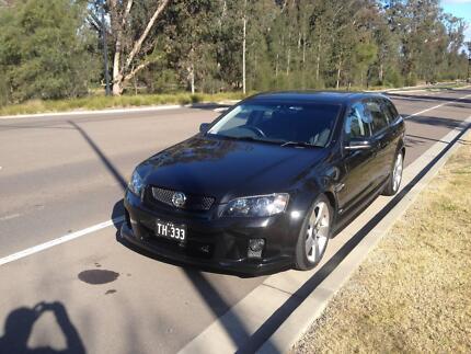 2009 Holden Commodore Wagon Willmot Blacktown Area Preview