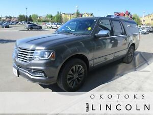 2017 Lincoln Navigator L Select Clean Carproof! LUXURY 8 SEAT...