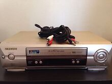 Samsung video tape player recorder VHS PAL Sydney City Inner Sydney Preview
