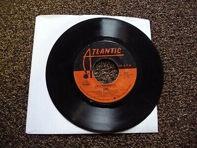 1977 ABBA Take a Chance On Me/I'm a Marionette 45 Atlantic VG+++ FREE SHIPPING
