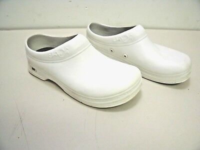 Women's, Skechers for Work, Sure Track, White, Nurse Shoes, Size 6M