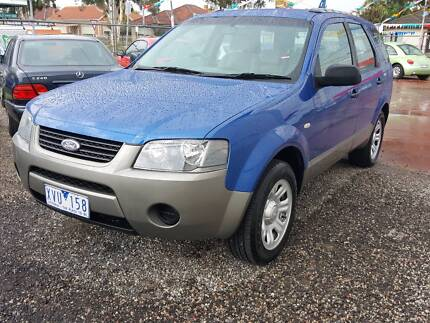 2007 Ford Territory 7 SEATER Sunshine North Brimbank Area Preview