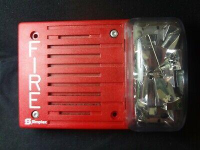 Simplex 4903-9236 Fire Alarm Hornstrobe 24 Vdc Free Shipping