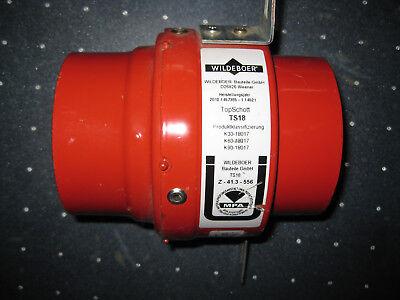 Wildeboer Top Schott TS18 Z-41.3-566 Brandschutzklappe DN100