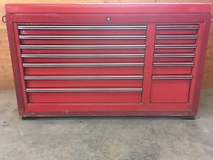 Tool box top chest
