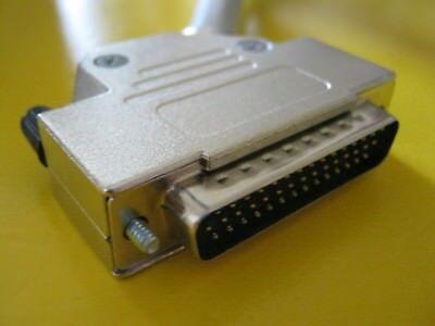 €33.27/m Laplink-Kabel LIYCY TP 10x2x0,25 1.5m 44pol Stecker ASSMANN AMET-25 CNC