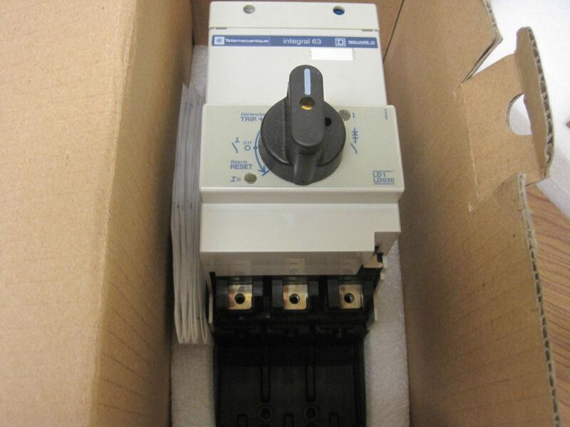 Square D Telemecanique LD1 LD030FC contactor breaker