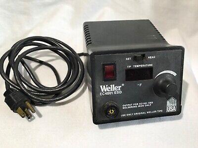 Weller Ec4001 Esd Power Unit