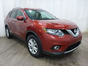 2015 Nissan Rogue SV No Accidents Bluetooth Sunroof