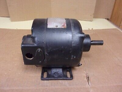 Grey General Electric 5bc42ab1729d Generator Tachometer 50 Vdc 1000 Rpm Max 5000