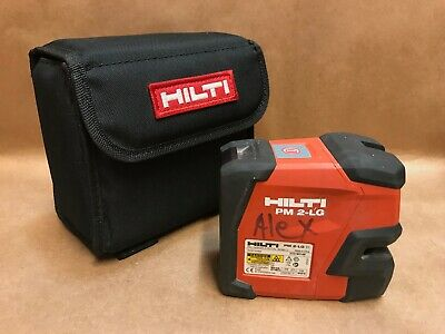 Hilti Laser Level Pm 2-lg Line Laser Laser Line Projector