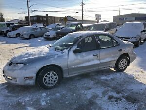 Safetied 2003 Pontiac Sunfire