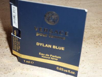 VERSACE DYLAN BLUE EDP POUR FEMME Perfume Spray