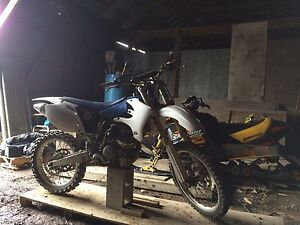 Looking to sell or trade 03 yz250f for rev,