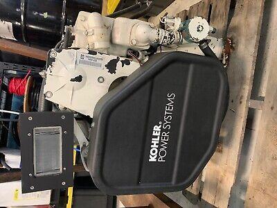 Kohler 10kw Marine Gasoline Generator 10eg Completely Reconditioned