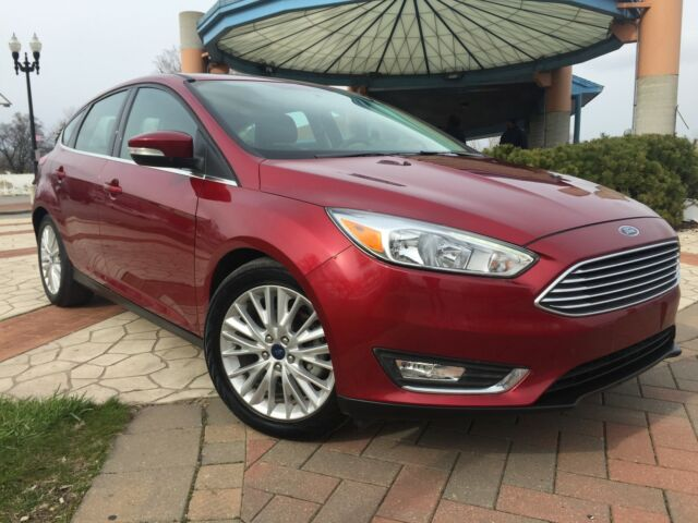 Image 19 of Ford: Focus Titanium…