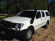 2007 Nissan Navara D40 RX Dual Cab 4x4 REDUCED Wanneroo Wanneroo Area Preview