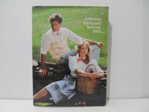 1983 JC Penney Spring and Summer Catalog