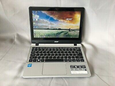 "ACER v3-112p Touchscreen 11.6"" Notebook 4Gb Ram Windows 8.1 (Aspire V11 Touch)"