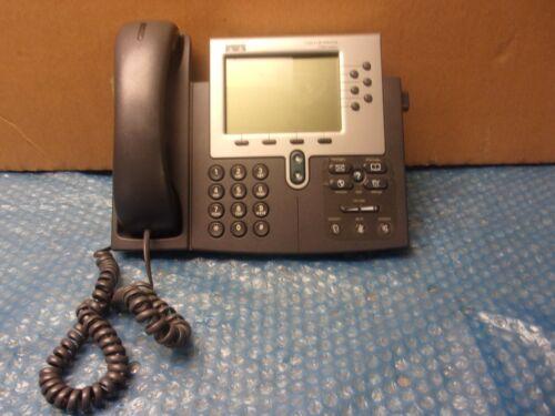 Cisco IP Phone 7960 SERIES  Business Office Desk Telephone